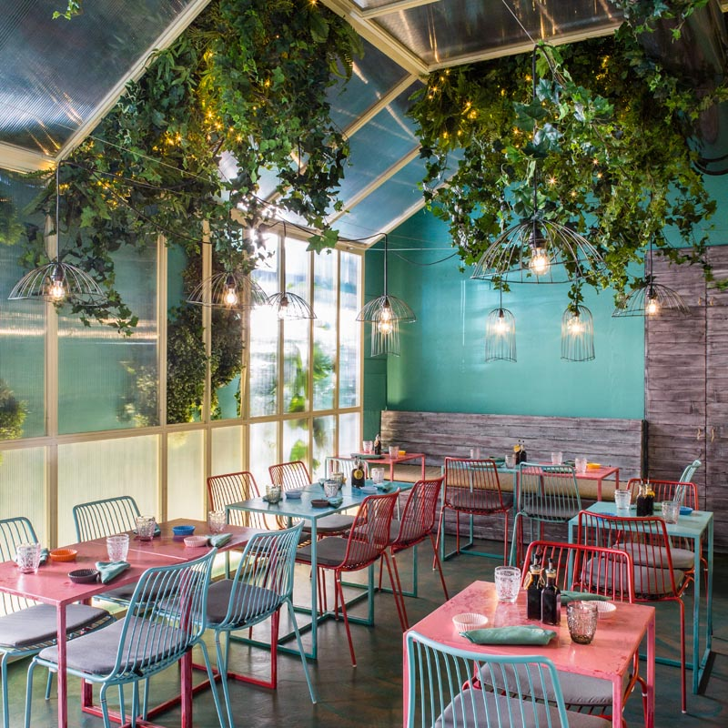 arredare un ristorante i segreti degli interior design