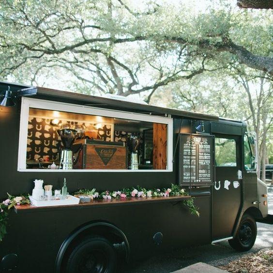 aprire uno street food