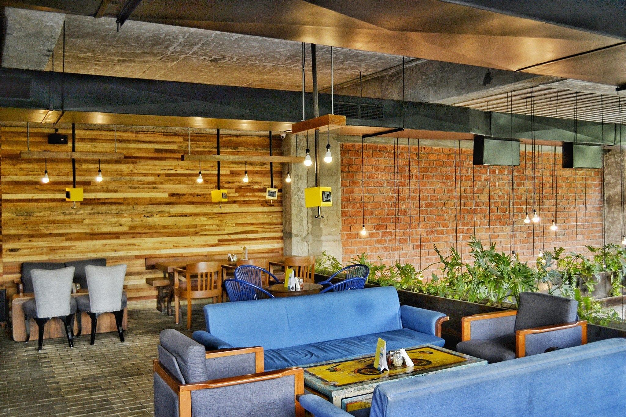interior design per ristoranti