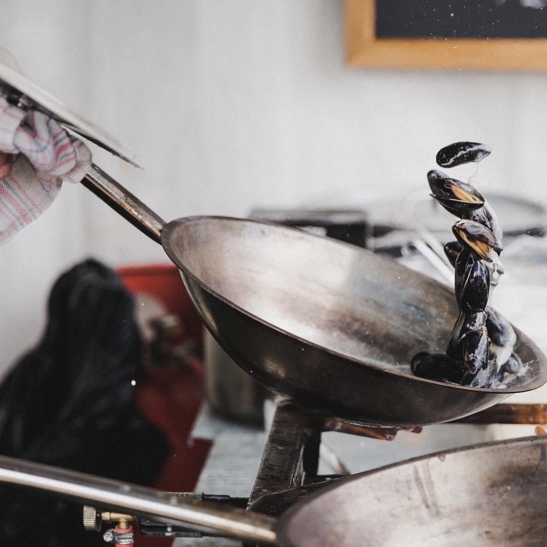 carboni attivi per la ristorazione