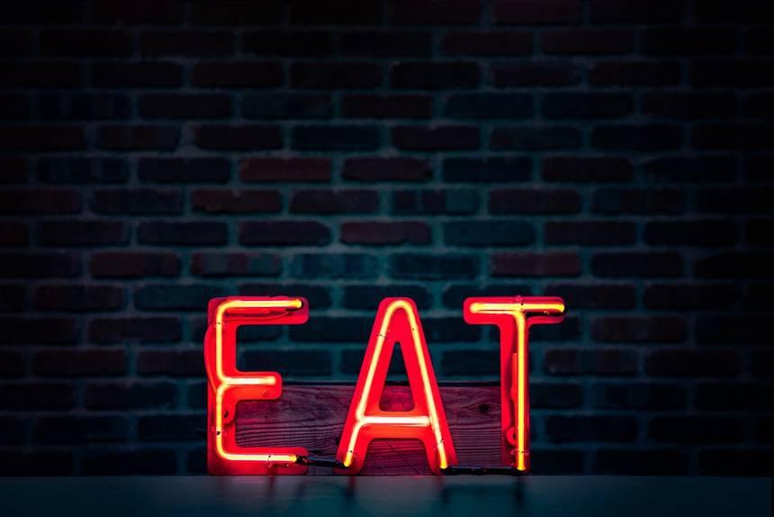 visual branding per ristoranti