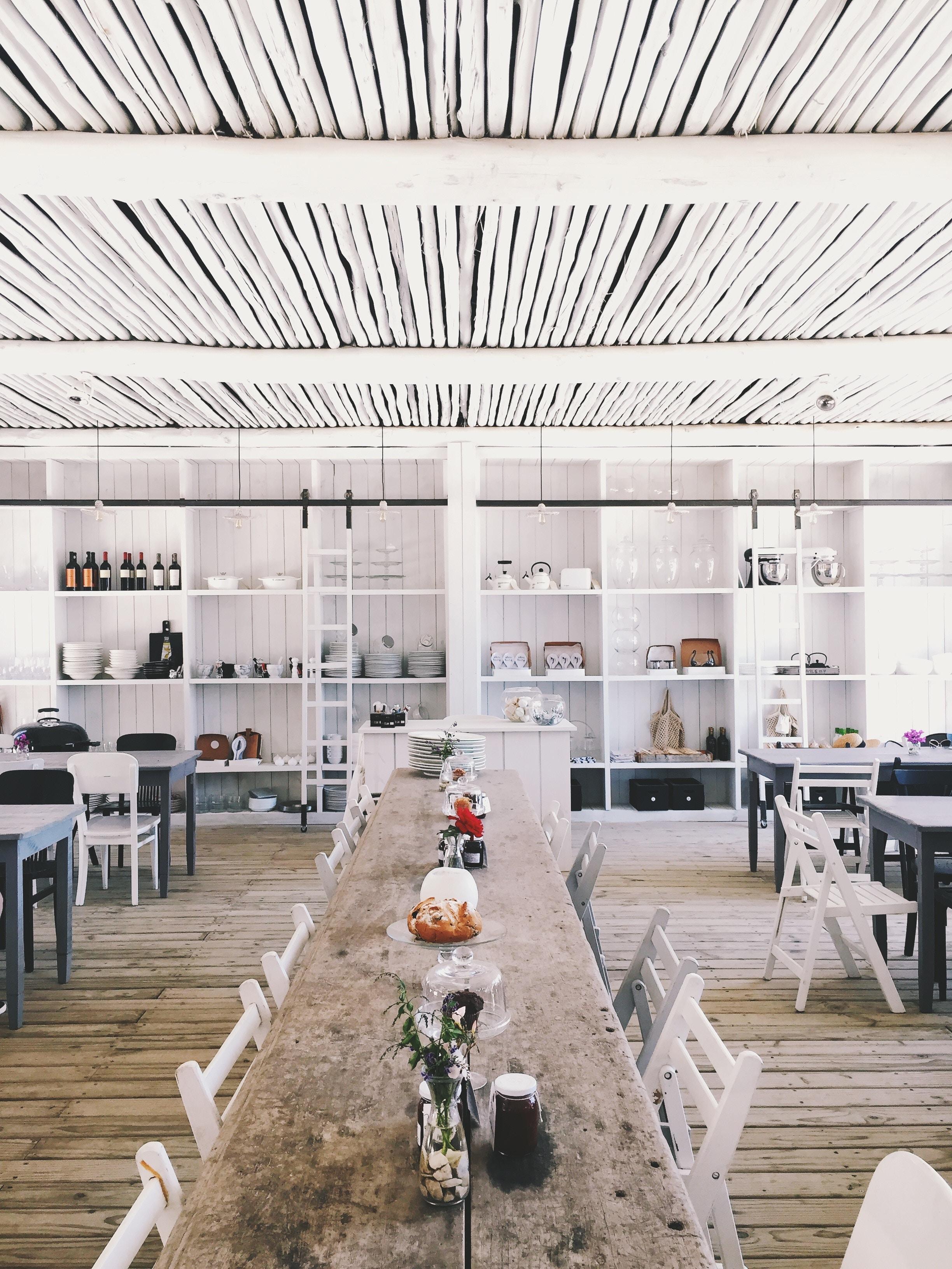 arredamento ristoranti 2019