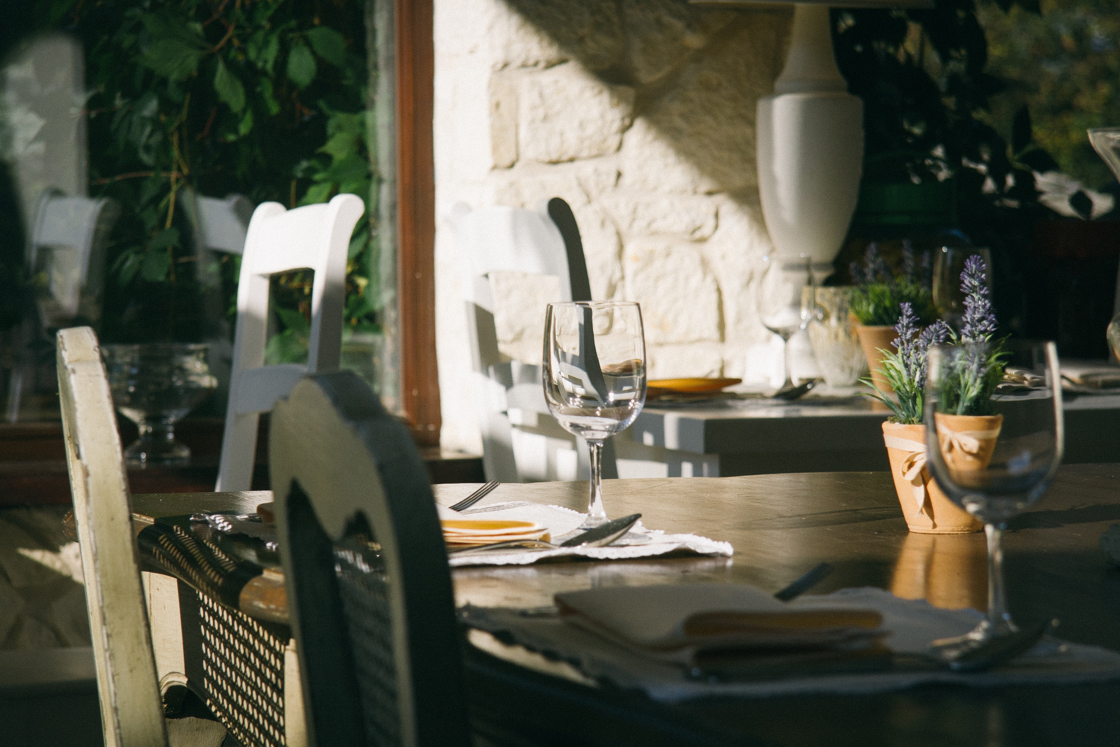 tendenze arredamento ristoranti
